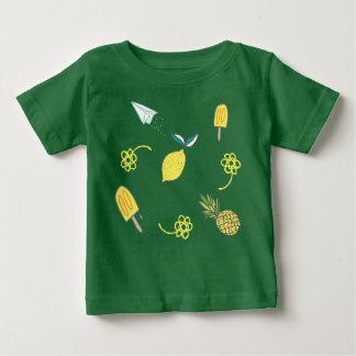 De Dagen van de limonade Baby T Shirts