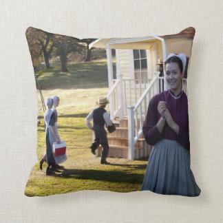De Dagen van de School van Amish Sierkussen