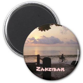 De dageraad van Zanzibar Magneten