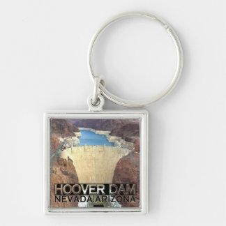 De Dam van Hoover Sleutelhanger