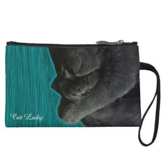 De Dame van de kat Handtasje
