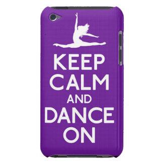 De dans Ipod raakt 4de generatiehoesje iPod Touch Hoesje