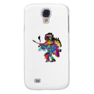 De dans van de Regen Galaxy S4 Hoesje