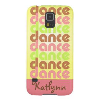 De Dans van de tri-kleur Galaxy S5 Hoesje