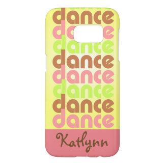 De Dans van de tri-kleur Samsung Galaxy S7 Hoesje