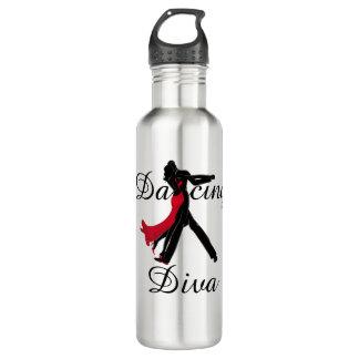 De dansende Diva Fles van het Water