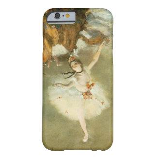 De Danser van de ballerina in Witte iPhone 6 Barely There iPhone 6 Hoesje
