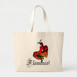 De Danser van het flamenco Grote Draagtas