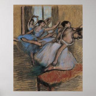 De dansers poster