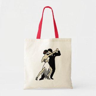 De Dansers van de tango Draagtas