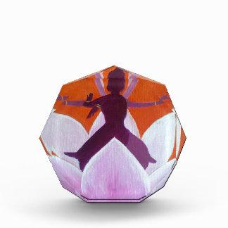 De Dansers van Kathak in Lotus bloeien Prijs