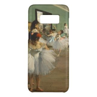 De dansklasse 1874 van Edgar Degas-The Case-Mate Samsung Galaxy S8 Hoesje