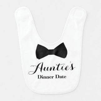 De Datum van het Diner van de tante Baby Slabbetje