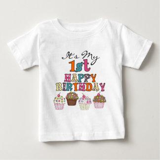 De de 1st T-shirts en Giften van de Verjaardag