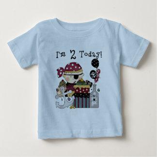 de de 2de T-shirts en Giften van de Piraat van de