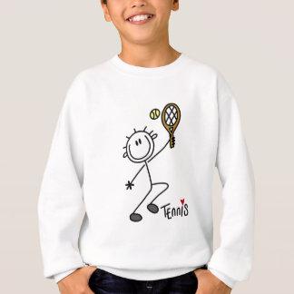 De de basis T-shirts en Giften van het Tennis van