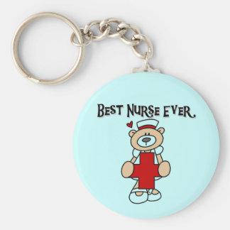 De de beste T-shirts en Giften van de Verpleegster Sleutelhanger