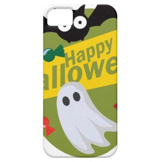 De de gelukkige Knuppels en Spoken van Halloween Barely There iPhone 5 Hoesje