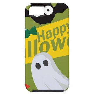 De de gelukkige Knuppels en Spoken van Halloween Tough iPhone 5 Hoesje
