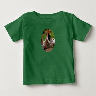 De de grappige Kippen van de Kippen van het Baby T Shirts
