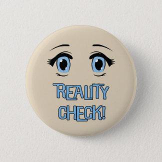 De de heldere het dromen knoop/speld van de ronde button 5,7 cm