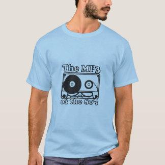 De de jaren '80MP3 Speler T Shirt