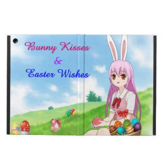 (De de Klantgerichte) Kussen van het konijntje & iPad Air Hoesje