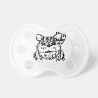 De de onwaarschijnlijke Kat en Muis van Vrienden Baby Speentje