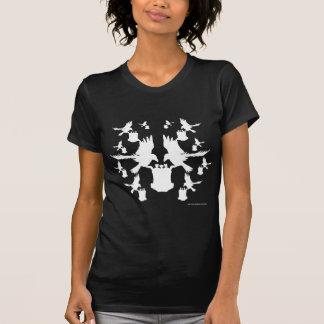 De de stedelijke Kraaien en Aërosols van Rorschach T Shirt