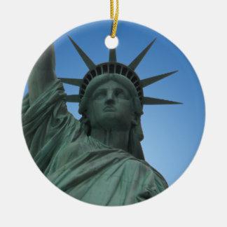 De Decoratie van de Herinnering van New York van h Kerst Ornamenten