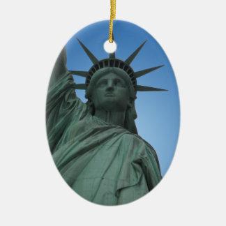 De Decoratie van de Herinnering van New York van h Kerstboom Ornamenten