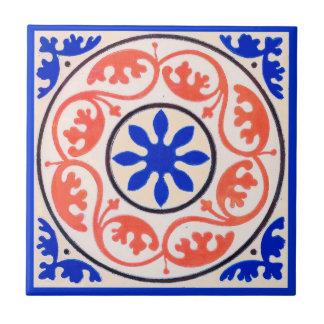 De decoratieve oosterse Tegel van de patroon Tegeltje
