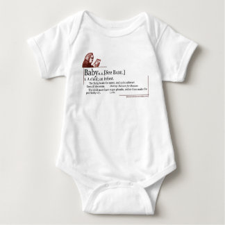 """De Definitie Onsie van het """"baby"""" Romper"""