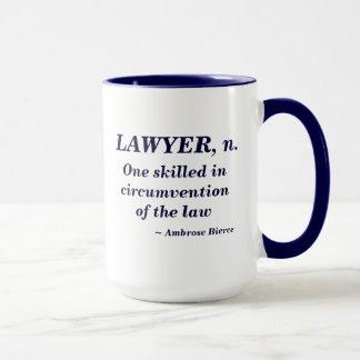 De Definitie van de advocaat Mok