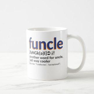 De definitie van Funcle Koffiemok
