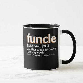De definitie van Funcle Mok