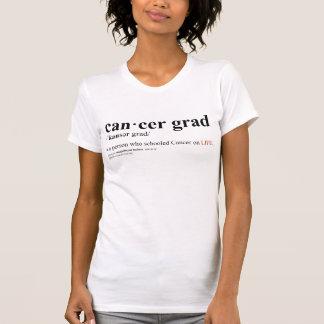 De Definitie van het Afstudeerder van kanker T Shirt