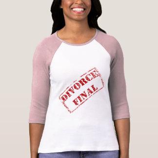 De Definitieve Zegel van de scheiding T Shirt