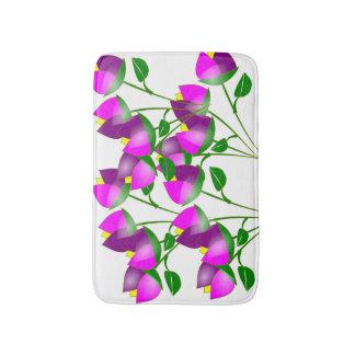 De Deken van bloemen Badmat