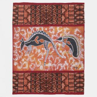 De Deken van de kangoeroe & van de Vacht Echidna