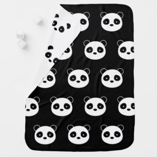 De Deken van de panda, het decor van de Slaapkamer Inbakerdoek