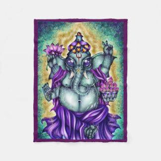 """De Deken van de Vacht """"Ganesha"""""""