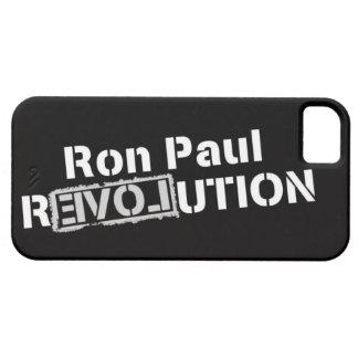 De Dekking van de Revolutie iPhone5 van Ron Paul Barely There iPhone 5 Hoesje