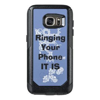De Dekking van de Telefoon van de cel met Yoda OtterBox Samsung Galaxy S7 Hoesje