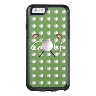 De Dekking van de Telefoon van de Cel van het Golf OtterBox iPhone 6/6s Hoesje