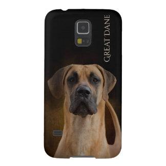 De Dekking van de Telefoon van great dane Samsung Galaxy S5 Hoesje