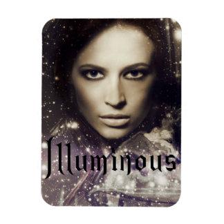 De dekking van het de magneetboek van Illuminous Magneet