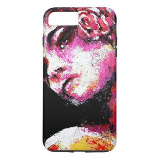 De dekking van het flamenco iPhone 8/7 plus hoesje