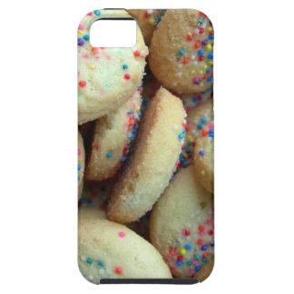 De Dekking van het Koekje van het anti-dieet Tough iPhone 5 Hoesje