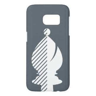 De Dekking van het schaak: Bischop Samsung Galaxy S7 Hoesje